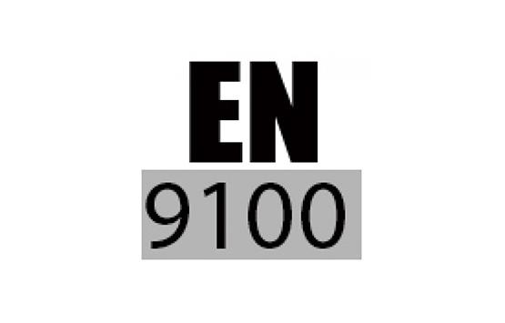 WELCO Industries is certifies EN 9100