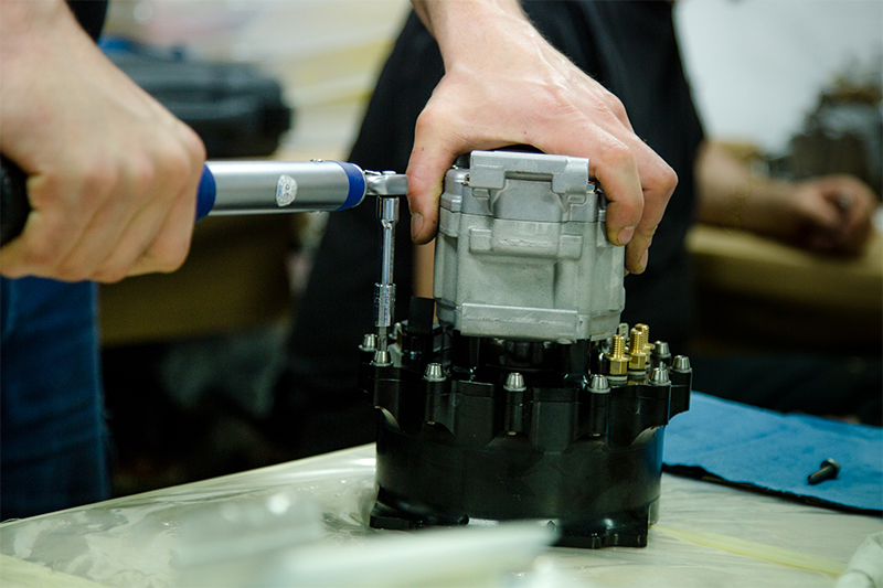 With its compressor and motor shops, WELCO is able to manufacture products in the quantities you need